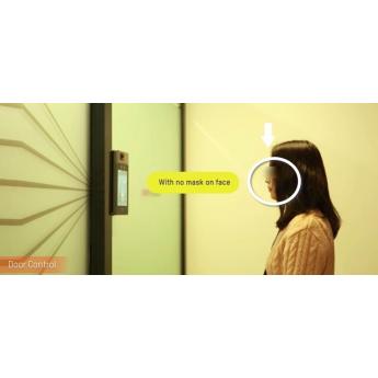 Termocamera Accesso Singolo - controllato